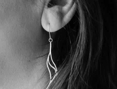 el lobulo de la oreja