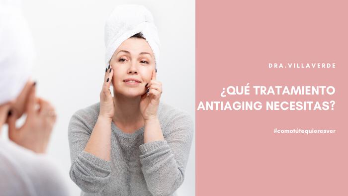 tratamiento antiaging